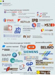 Bauen Digital Schweiz - Partner